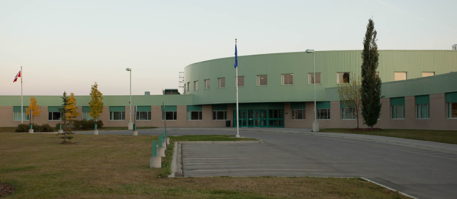 Bow valley high school cochrane